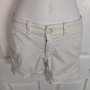 White shorts from American Eagle